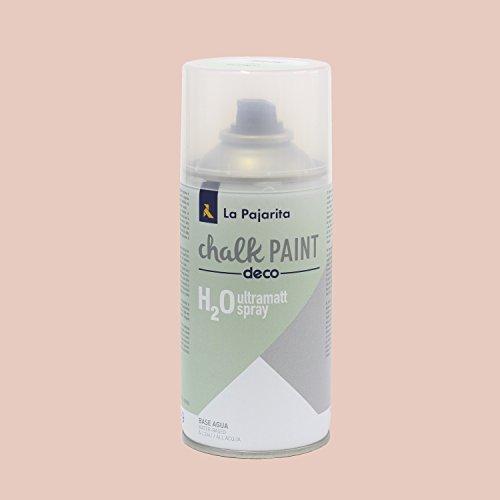 La Pajarita 100899 Spray de Pintura Rosa Capricho