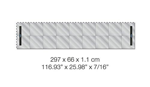 Hockey Revolution Adjustable Length Training Tiles (My Slide Board)