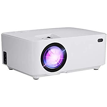 VBESTLIFE Proyector LED portátil , 1080P 32-120in 30000 horas Mini ...
