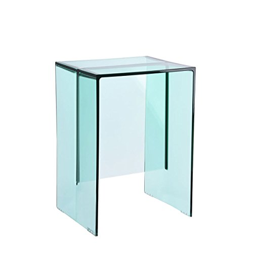 Kartell Max-Beam Hocker/Beistelltisch, Plastik, grün, 27 x 33 x 47 cm