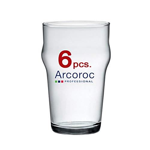 Bicchiere Birra PINTA IMPERIALE - mod. NONIC 1/2 PINTA 28 cl - Conf. 6 pezzi