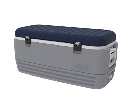 Igloo MaxCold 100qt Ice Retention Cooler, ash Gray