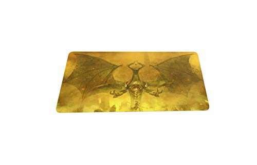 MTG Bolas Dragon Playmat - Kartenspiel Playmat TCG Spielmatte Kartenspiel Playmat Mat Geeignet für MTG Yogioh Poke mon VG