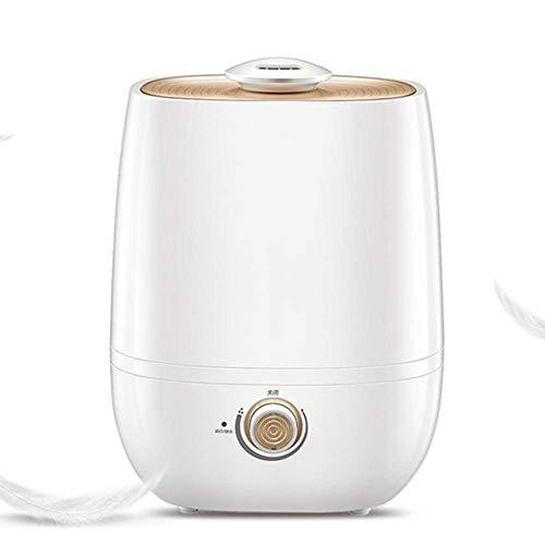 JOLLY Luftbefeuchter (2019 NEUESTE Auslegung) - 6L Ultraschall-Kühlluftbefeuchterausgang für Home Office-Schlafzimmer, Schlafmodus, automatische Abschaltung (Farbe : Standard Version)