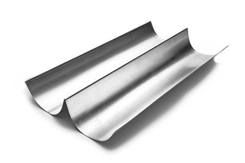 Fox Run Italian Bread Pan, Tin-Plated Steel, 15-Inch