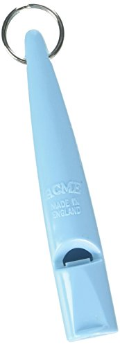 Acme Hundepfeife No. 210,5 babyblau/hellblau