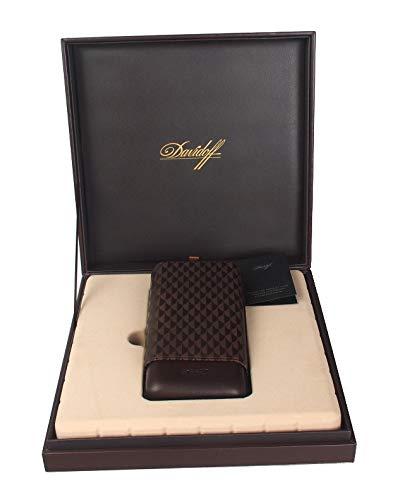 Lifestyle-Ambiente Davidoff Zigarrenetui Leder XL-3 Curing inkl Tastingbogen