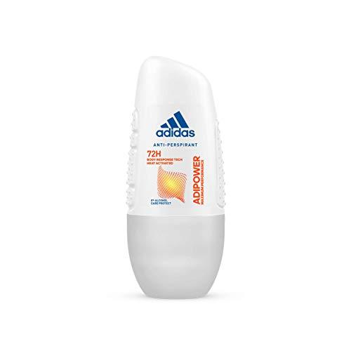 Adidas Adipower Déodorant roll-on pour femme sans alcool 50ml