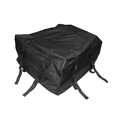 Akkem - Bolsa de techo para coche, maleta de techo de coche, plegable, impermeable, para viaje, vacaciones, camping