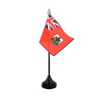 MaxFlags® drapeau de table Bermudes 10x15cm
