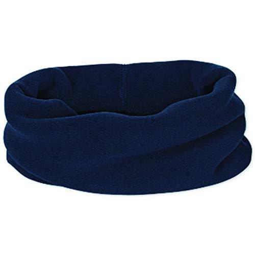 Sterntaler Unisex-Baby Allrounder Schal, Blau, M