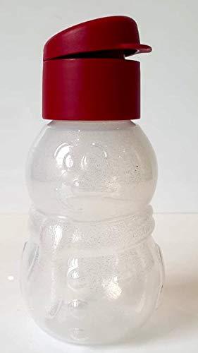 Tupper Tupperware to Go Ecoeasy Eco - Botella ecológica para niños, 350 ml, Color Rojo Brillante