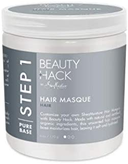 shea moisture beauty hack shea butter