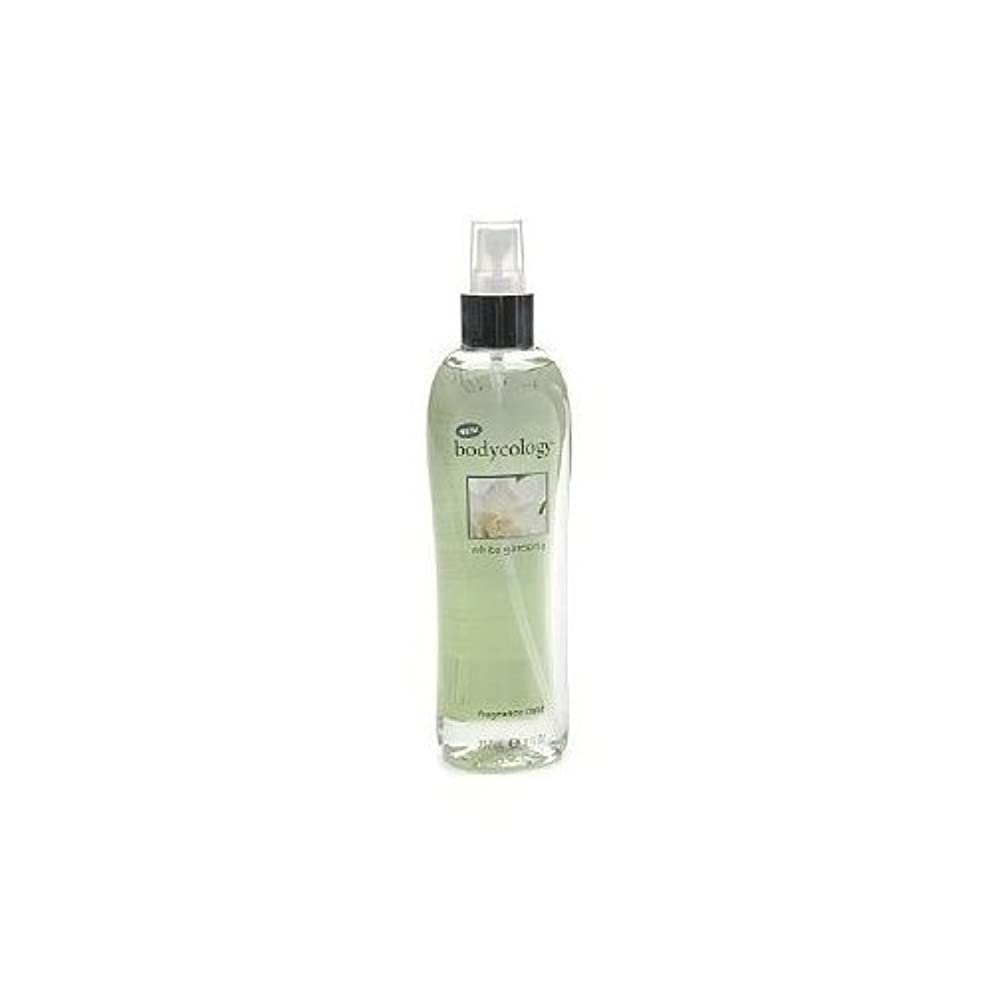 Bodycology Body Mist, White Gardenia, 8 Fluid Ounce
