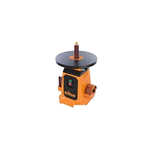 Triton 622768 Lijadora de cilindro orientable sobre bandeja inclinable 380mm 350W tsps370
