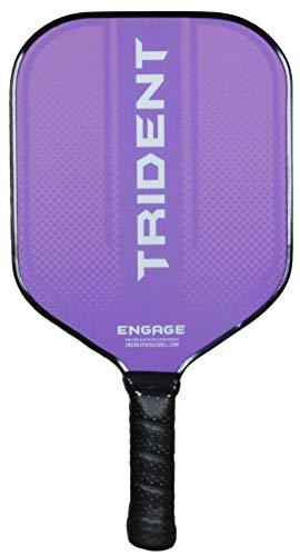 Engage Pickleball Paddle Trident (Purple)