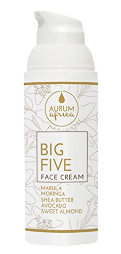 Aurum Africa Marula-Öl, BIG FIVE Face Cream 50ml