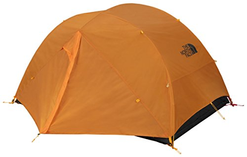 The North Face Talus 3 Tent - Golden Oak/Saffron Yellow
