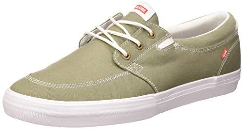 GLOBE Attic, Zapatillas de Skateboard Hombre, Verde (Tea Green 29023), 40.5 EU