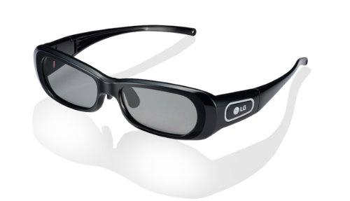 LG AG-S250 3D-Shutterbrille schwarz
