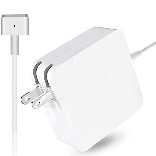 Compatible with Mac Book Pro Charger, AC 85W T-Type Magnetic Replacement Power Adapter for 13/15/17-After Mid 2012