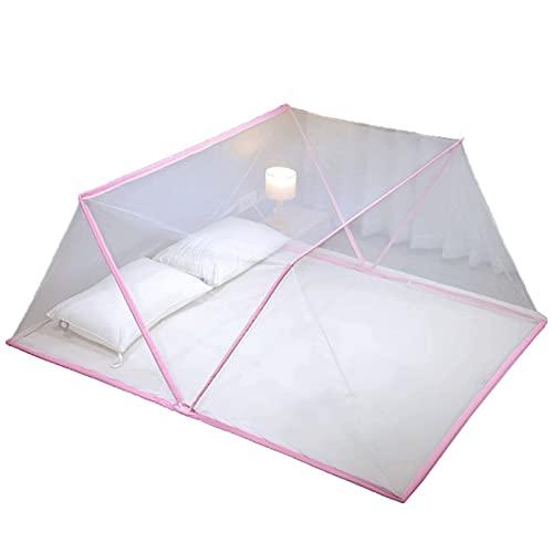 mosquitero Baby Mosquito Net, Tienda de Mosquitos única Plegable portátil, Tienda de niños para Viajes al Aire Libre, Sin instalación (Size : S)