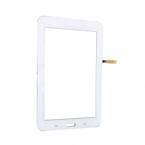 Touch Screen Digitizer Glass Replacement for Samsung Galaxy Tab 3 Lite 7.0 T111 SM-T111 SM-T110 (SM-T110 WiFi, White. Wont fit SM-T110NDWAXAR)