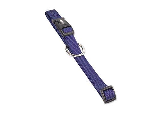 Nobby Classic Collier Réglable pour Chien Bleu 30-45 cm