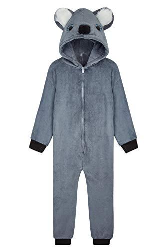 Pijamas de un Pieza Niño Niña Unicornio Conejo Koala Perro Gato Dinosaurio Pingüino Pijama Niños...
