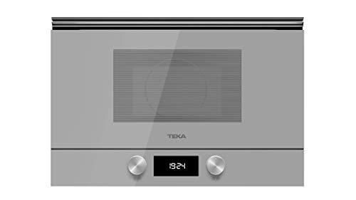 Teka 112030004 | Micro-ondes intégré ML 8220 BIS L-SM | MAESTRO Collection | Couleur: Gris vapeur urbain