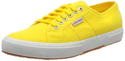 Superga Classic, Zapatillas Unisex Adulto, Amarillo (Yellow Sunflower 176), 41.5 EU