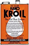 Kano Kroil Penetrating Oil 1 gallon...