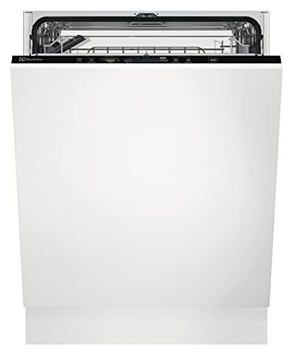 Electrolux EEQ47200L Lavastoviglie integrata totale 60 cm, comandi QuickSelect, 8 programmi di lavaggio, 13 coperti