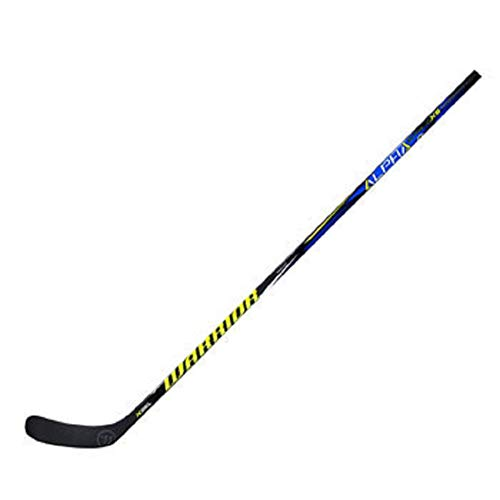 Warrior Alpha QX5 Composite Grip Stick Intermediate - 55 Flex, Spielseite:Links;Biegung:Backstrom W03