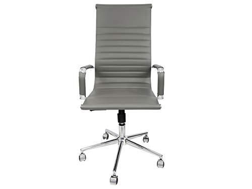 Cadeira Giratória Presidente Charles Eames Esteirinha - Tutto Home