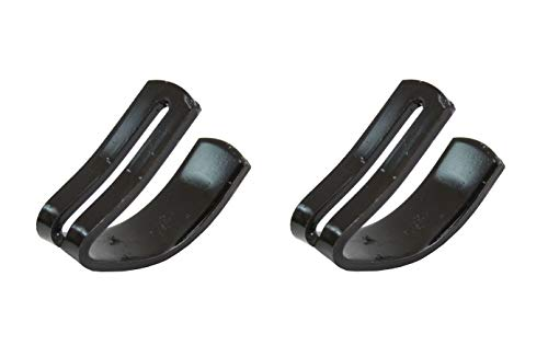 Ximoon (2) for Troy Bilt 42' Dozer Blade Skid Shoe Replacement