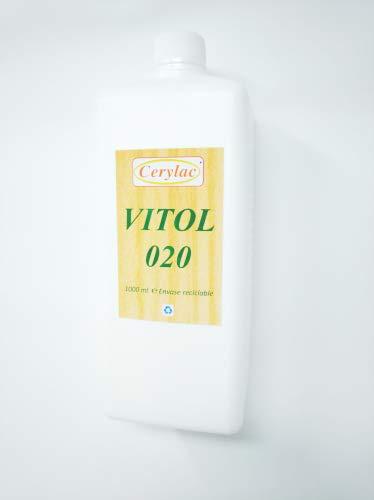 Vitol020 (1 Liter) beschermt alle soorten saunahout.