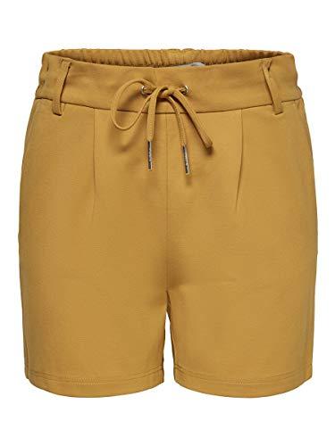 ONLY Damen Shorts Poptrash- SSpruce Yellow