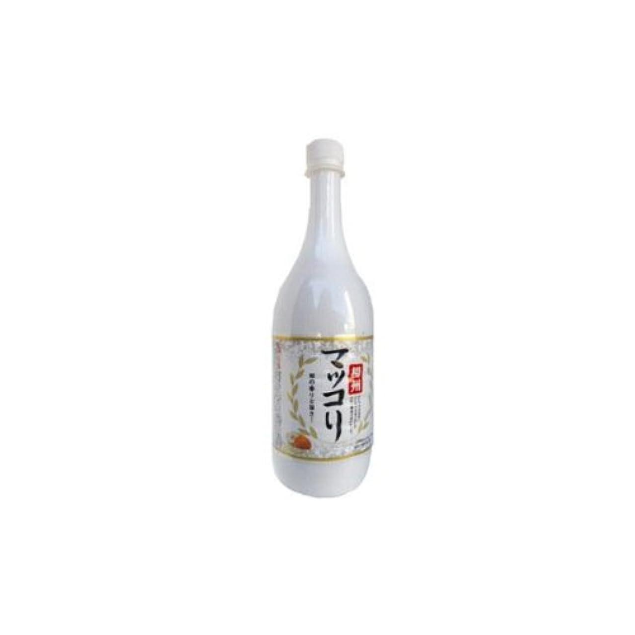 消毒する果てしない売り手楊州梨マッコリ ペット1000ml