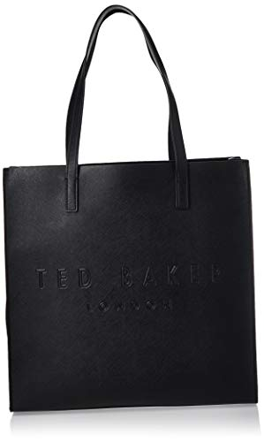 Ted Baker SOOCON, Bolso Icon para Mujer, BLACK, One Size