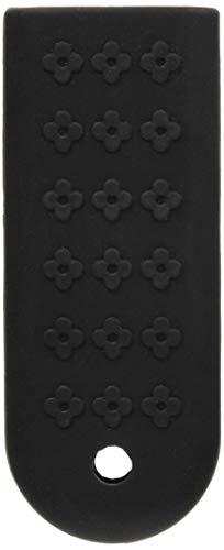 イシガキ産業 シリコン カバー ブラック S 12~15cm 幅11×奥行4.5×高さ2cm スキレット ハンドルカバー ハンドル 差し込む 掴みやすい