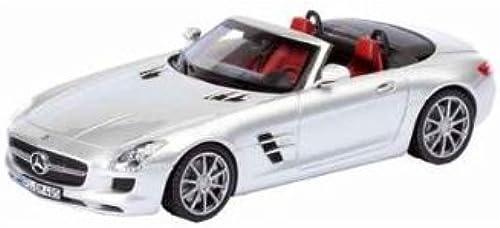 n ° 1 en línea Schuco Schuco Schuco - 07457 - Mercedes Sls Amg plata - 1 43  tienda en linea