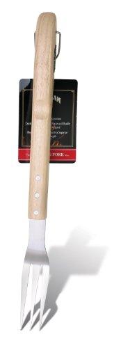 Asiastyle Jim Beam JB0139 Grillgabel mit Holzgriff