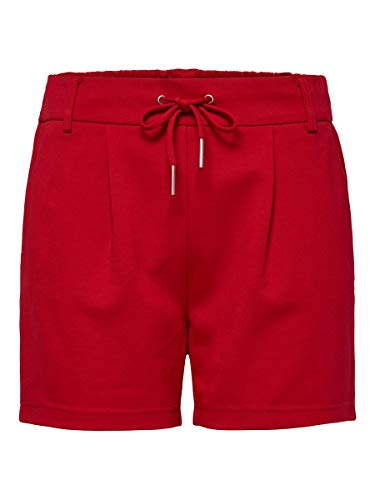 ONLY Damen Shorts Poptrash- LTango Red