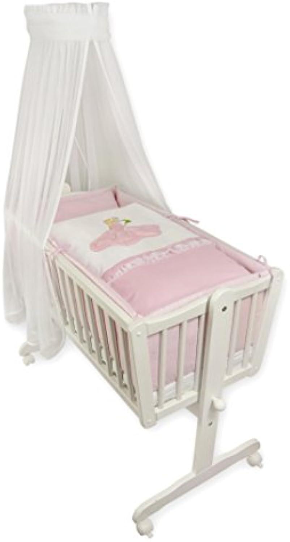 Niuxen 426-847 Babywiege 90 40 Cindy
