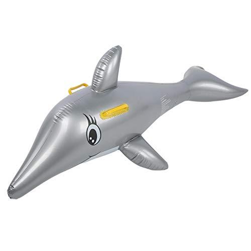 Pinsofy Juguete Flotante, Juguetes del delfín Que nadan el Juguete Inflable del delfín del Flotador para el baño