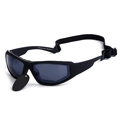 JUSTDOLIFE Gafas De Esquí Ergonómico Protector A Prueba De Viento Profesional Ligero Ligero Unisex Gafas Al Aire Libre Motocicleta Hombre De Invierno