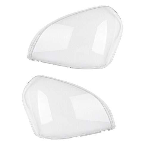 N/E Autoscheinwerfer-Objektivabdeckung, Scheinwerfer-Lampenschirm für transparente Objektivabdeckung, geeignet für Hyundai Tucson 2005-2009