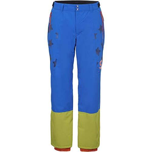 Icepeak Centerton 457200 Skibroek voor heren, blauw-groen