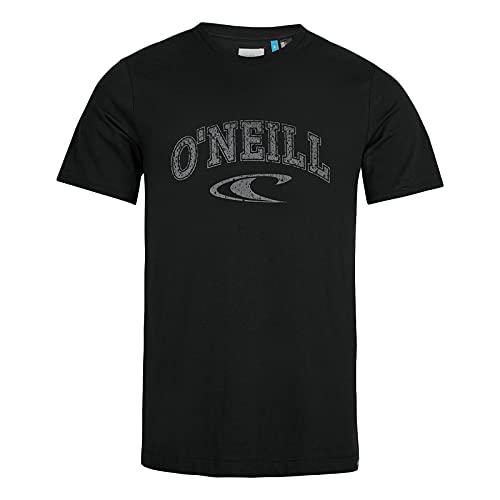 O'Neill Lm State T-shirt, Camiseta para Hombre, Negro (9010 Black Out), M